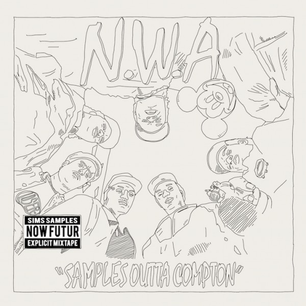 Sims - Samples Outta Compton | N.W.A Tribute ( Free Download )