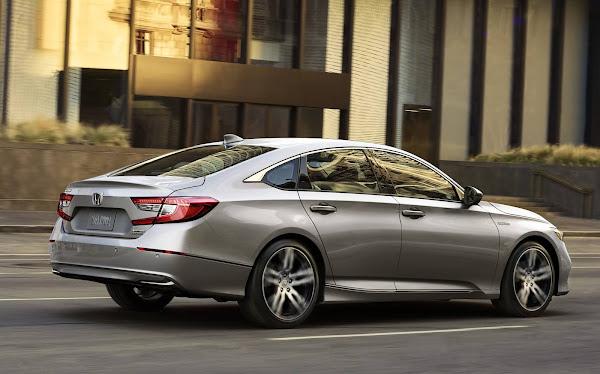 Novo Honda Accord Híbrido 2022: lançamento no Brasil dia 9/4
