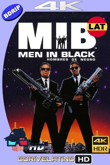 Hombres de Negro (1997) BDRip 4K HDR Latino-Ingles MKV