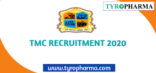Job Opportunity for Ph.D, M.Pharm, MVSc Recruitment at TMC ACTREC