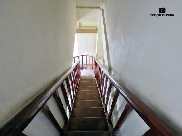 Palacete Violeta (escadaria do sótão)