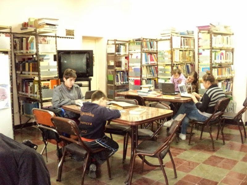 Biblioteca Popular José A. Guisasola