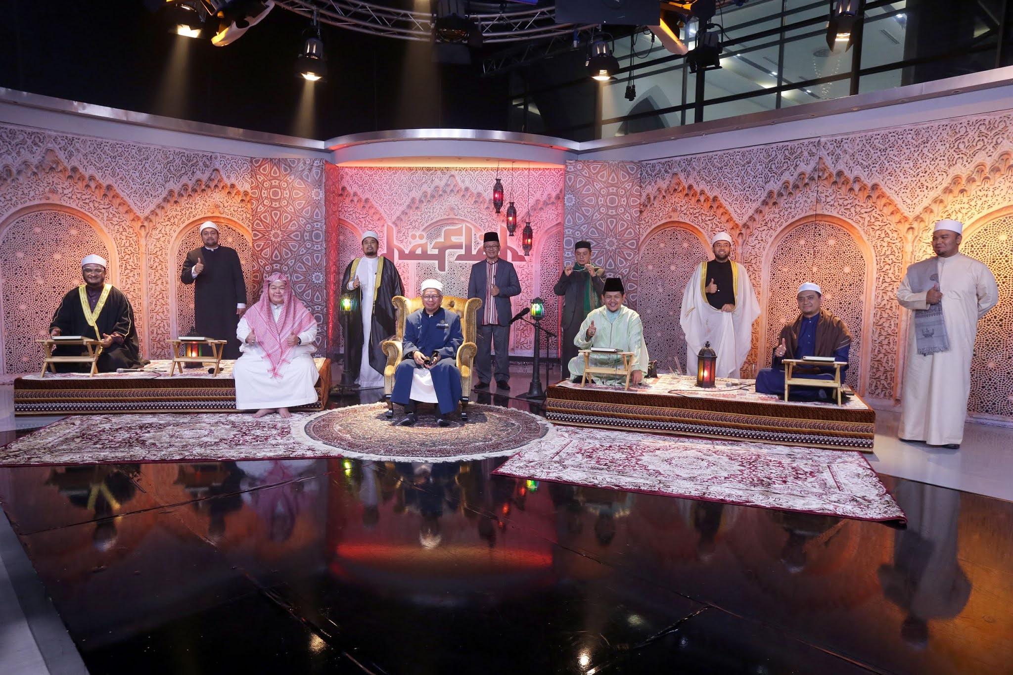 TV AlHijrah Sajikan Pelbagai Rancangan Menari Sempena Ramadan