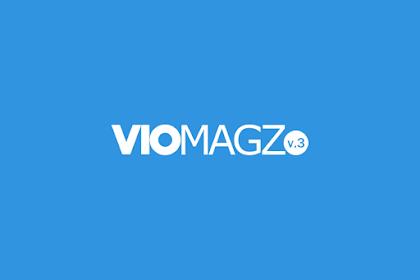 Download Template VioMagz v3 Gratis