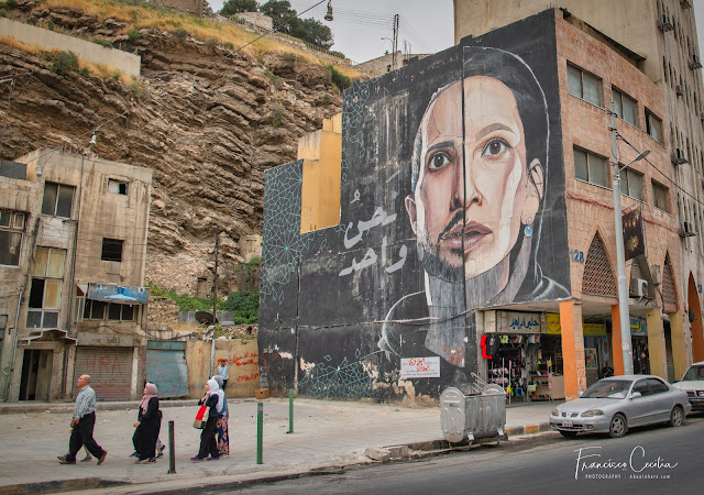 Grafiti Mujer