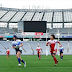 Rugby Sevens Olympic Test Event Held at Tokyo Stadium