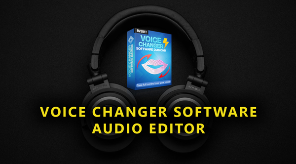 Why I Use a Voice Changer Software as an Audio Editor