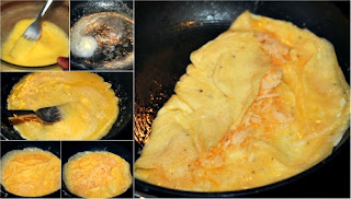How to make perfect omelette?