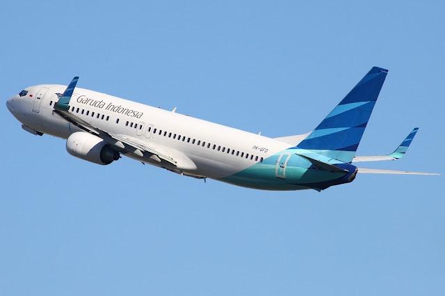 Garuda Indonesia Boeing 737-800