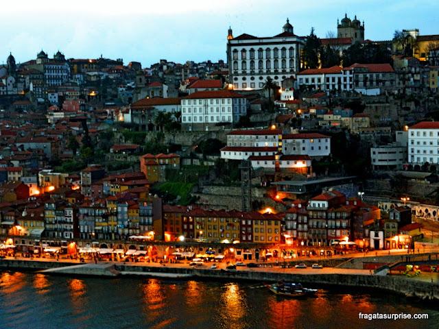 O Porto visto de Vila Nova de Gaia