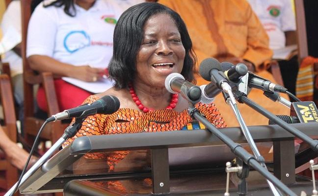 Former Central Regional Minister, Ama Benyiwa Doe reported dead