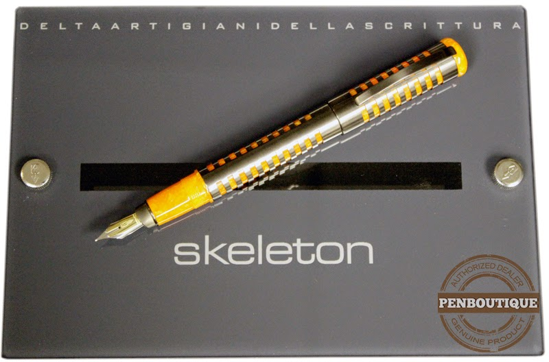 Delta Dolcevita Skeleton Limited Edition Fountain Pen
