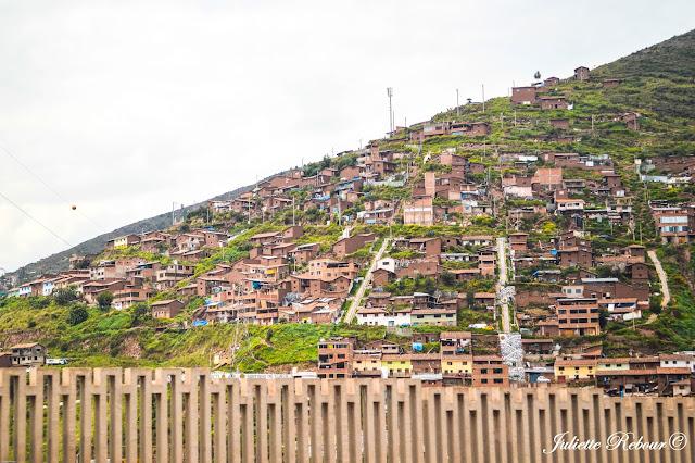 Maisons à Cusco