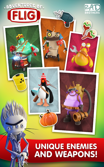 Adventures of Flig v1.5 Apk Offline Free Download