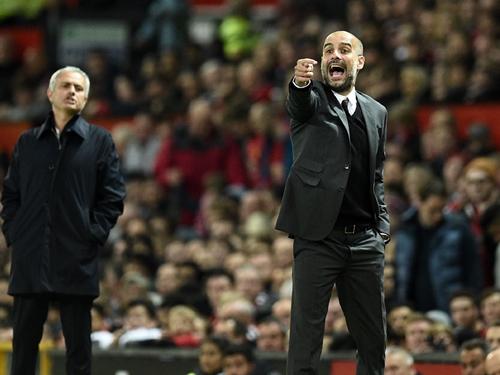 Pep Guardiola chính thức xô đổ kỷ lục của Mourinho