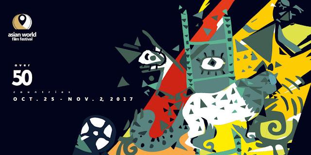 Asian Film Festival - Poster