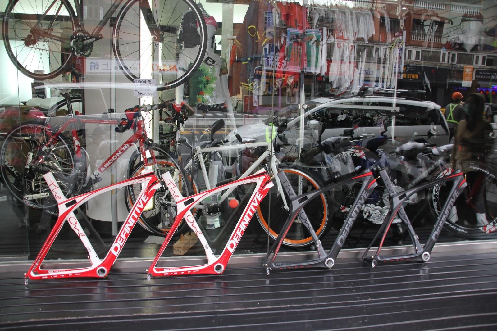 小偉單車: 2013 DEFINITIVE 亞洲首發 IN 七號公園 # 3