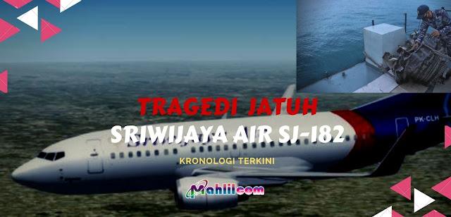Black Box Pesawat Sriwijaya Air SJ-182