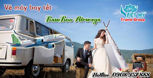 Giá vé máy bay tết Bamboo Airways đi Đà Nẵng