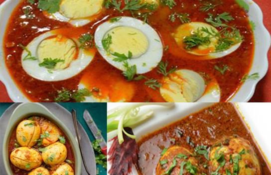 How to make Perfect Egg Keema Curry