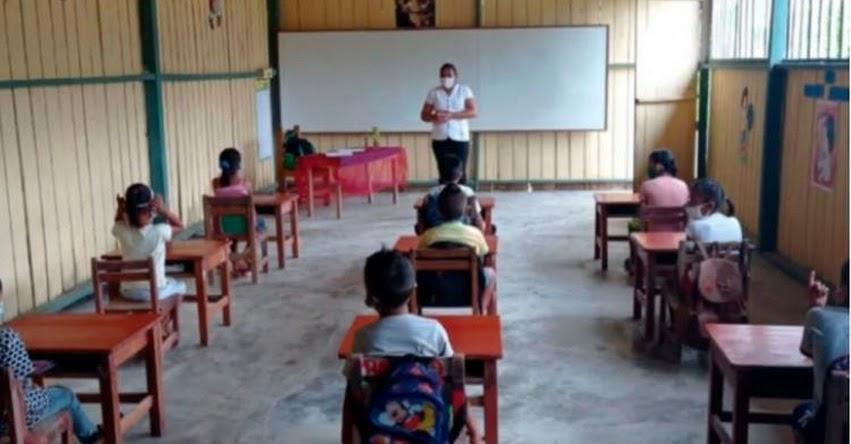 Exhortan suspender clases presenciales en los colegios de la región La Libertad
