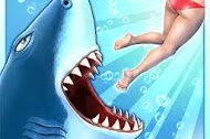 Hungry Shark Evolution (MOD, Coins/Gems) Free Download on android
