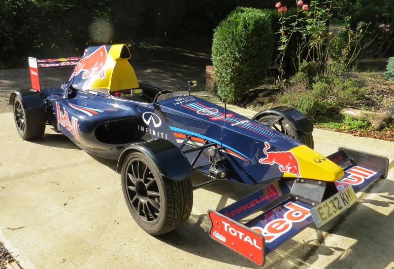 Street Legal Formula 1 Kit Car