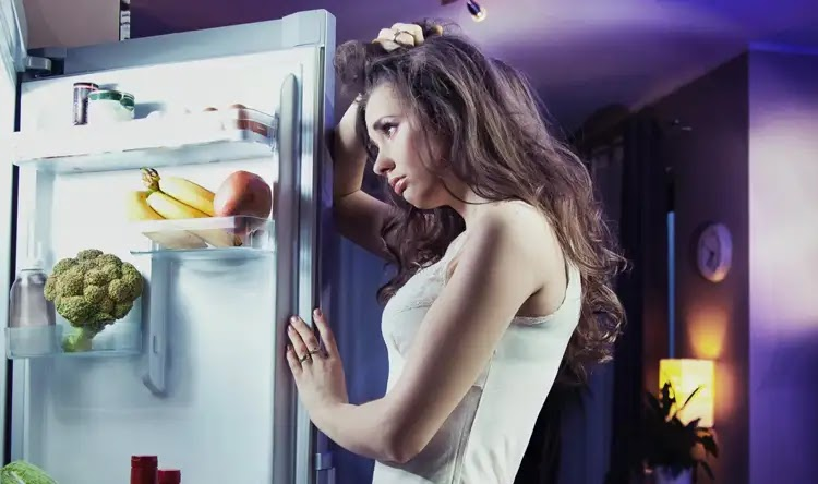 Some of them are cause for concern ... the reasons for waking up at night while you are hungry