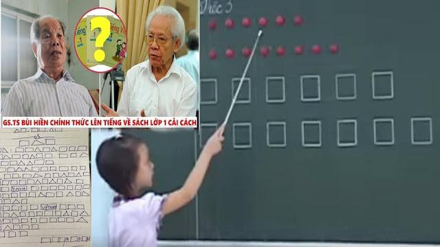Sự lầm lẫn của một giáo sư: Bàn về cuốn tiếng Việt 1 của GS Hồ Ngọc Đại