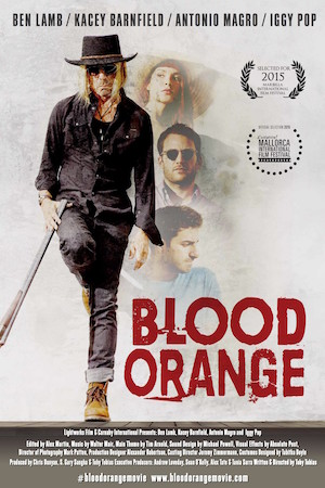 Poster Blood Orange 2016