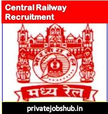 Central Railway Recruitment