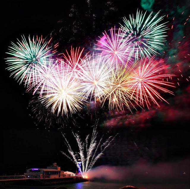 New year Firecrackers