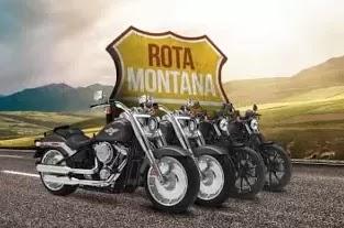 Nova Promoção Montana Grill 4 Motos Harley Davidson - Rota Montana 2019