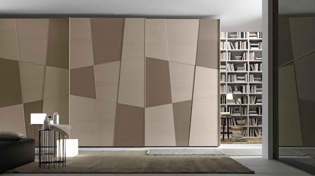 bedroom closet door design ideas