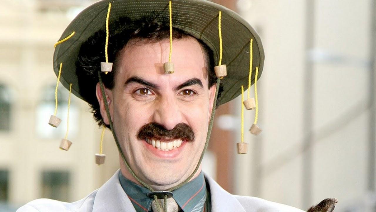 'Borat 2': Primeiro teaser é divulgado e faz piada com Donald Trump