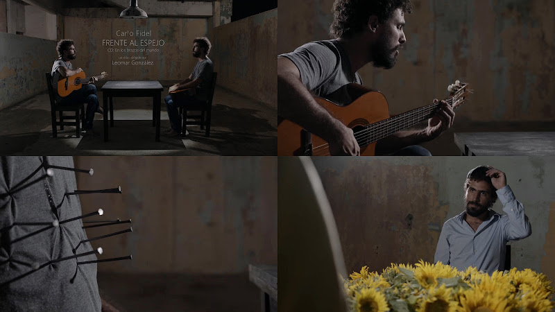 Carlo Fidel Taboada - ¨Frente al espejo¨ - Videoclip - Director: Leomar González. Portal Del Vídeo Clip Cubano