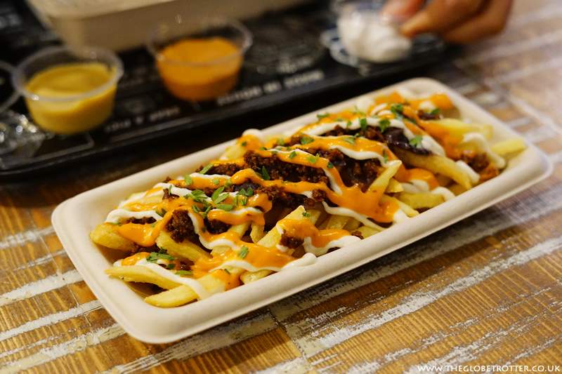 Oh So Fancy Fries at by CHLOE