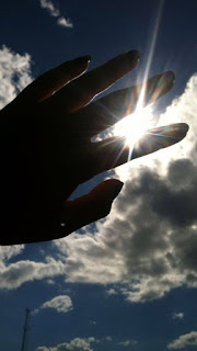 خلفيات سماء ويد تحجب الرؤية عن ضوء الشمس