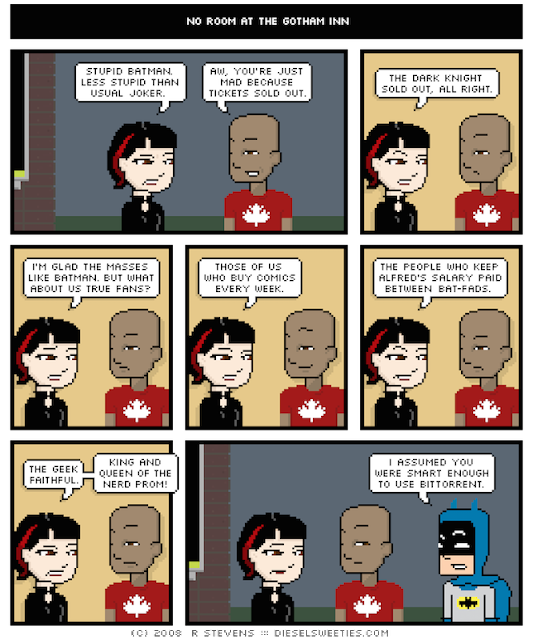 No Room at the Gotham Inn