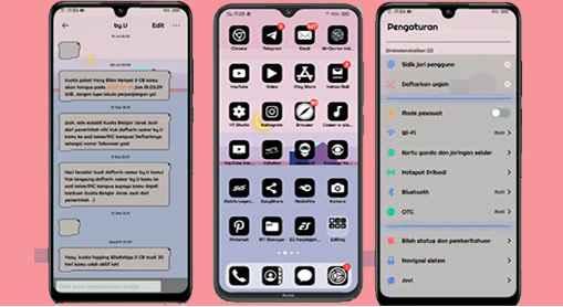 Vivo Theme: 10+ Tema iPhone/ iOS Untuk Vivo All Series Tembus Aplikasi