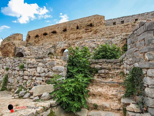 Παλαμήδι-Ναύπλιο