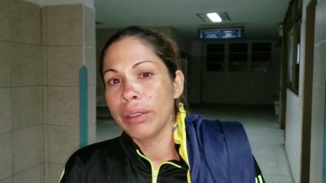 Madre de Rufo Chacón: «Mi hijo volverá a ver»