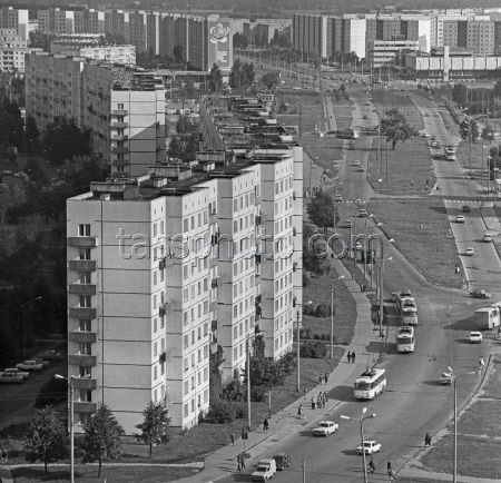 1985 год. Рига. Пурвциемс. Авторы фото: Белинский Юрий, Колесников Борис/Фотохроника ТАСС