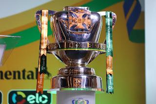 Futebol: Divulgada Tabela da terceira fase da Copa do Brasil