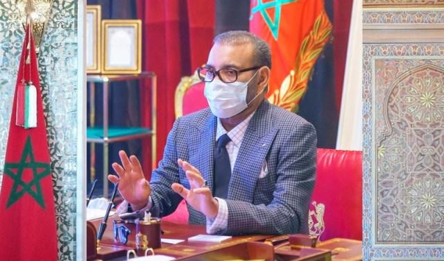 الملك محمد السادس يعطي الانطلاقة الفعلية للحملة الوطنية للتلقيح ضد كورونا