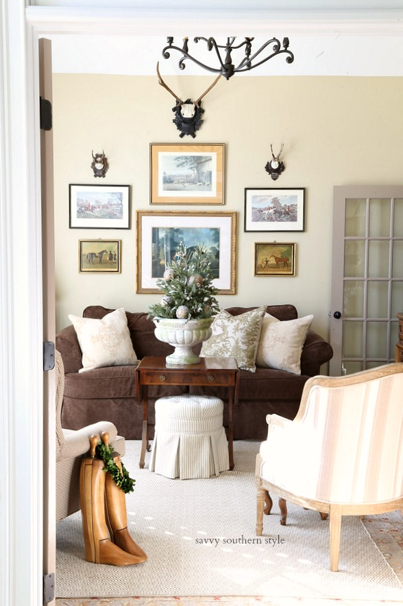 Savvy Southern Style : New Years Decor Ideas, Winter ...