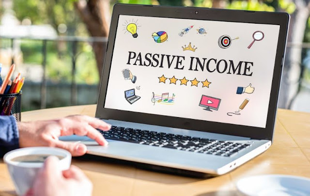 how to earn passive income online revenue streams