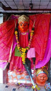 देवी महामाया महालाया
