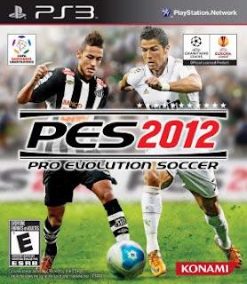 PRO EVOLUTION SOCCER 2012 PS3 TORRENT