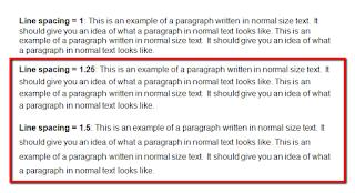 ejemplo de texto interlineado a partir de 1.2 lineas